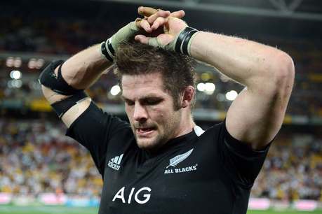 Richie McCaw All Blacks Crusaders