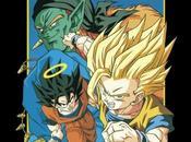 Dragon Ball Film mercenaires l'espace Akira Toriyama