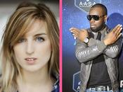 Grand Journal Alison Wheeler imite Maître Gims