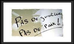 'Quatre heures à Chatila' de Jean Genet -  L'art et l'artiste au service de la non-violence active