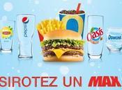 """Santé risques formule """"sodas volonté"""" chez Quick"""