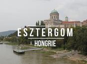 Hongrie. Esztergom, joie d'expérimenter passage frontières.