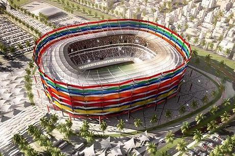 A quoi ressembleront les stades de la Coupe Du Monde au Qatar