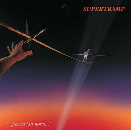 Supertramp #3-Famous Last Words-1982