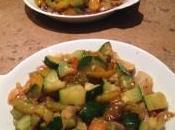 Recette veggie crumble legumes