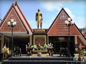 Nong Khai: Musée Comte Pathumthewaphiban.