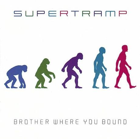 Supertramp #4-Brother Where You Bound-1985