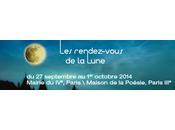 Rendez-Vous Lune 2014 Joli cadre, programmation rêve poésie