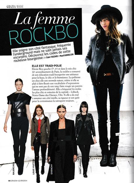 Rockbo Grazia
