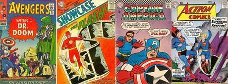 ou acheter anciens comics