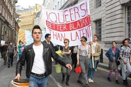 Pride, quand LGBT et ouvriers s'unissaient pour le socialisme!