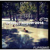 (Happy) August 2014 - Flipagram with music by Pharrell Williams - Happy