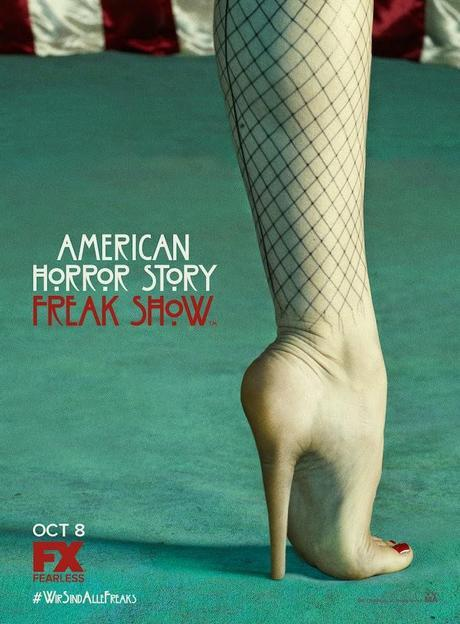 American Horror Story : Des photos promos, un nouveau teaser et des posters pour la saison 4 !