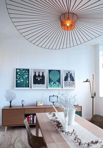 Mon coup de coeur : Lampe Vertigo par Constance Guisset - Paperblog