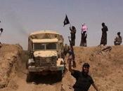 ETAT ISLAMIQUE. Syrie: suite bombardements Irak, terroristes replient Syrie