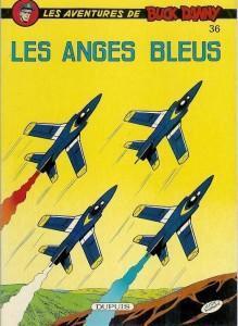 anges bleus