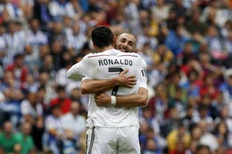 Liga : un Real Madrid de gala explose la Corogne