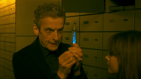 Les critiques // Doctor Who : Saison 8. Episode 5. Time Heist.