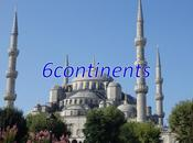 coupoles: N°6: coupole mosquée bleue (Istanbul, Turquie)