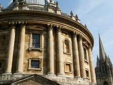 Oxford, ceinte d'or