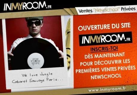 Lancement d'un nouveau site de Ventes Privées : INMYROOM.FR