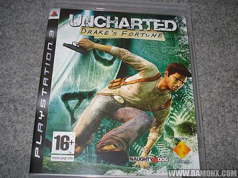 ps3 uncharted