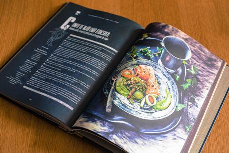 GastronoGeek EvilRedfield 5 [ARRIVAGE] Gastronogeek, la cuisine pour les geeks