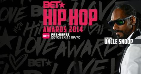 Snoop bethiphopawards14