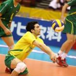 Pourquoi donc un maillot différent pour l'un des joueurs d'une équipe de volley-ball?