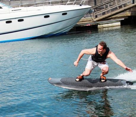 Du WakeBoard sans bateau, c'est possible