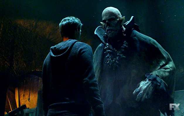 Les critiques // The Strain : Saison 1. Episode 11. The Third Rail.