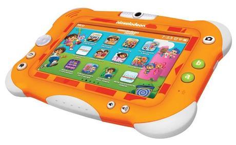 Nickelodéon sort sa propre tablette tactile pour les enfants