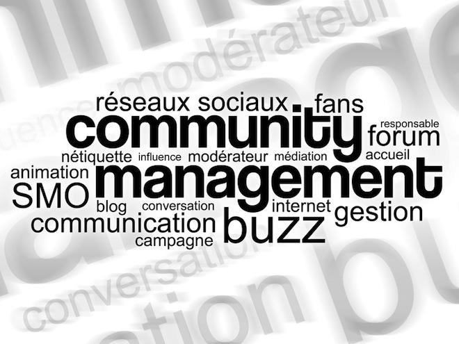 internet - community management