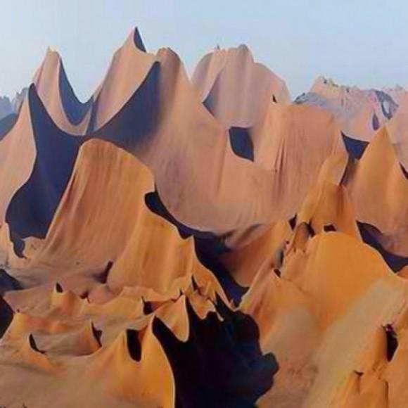 Wind Cathedral Namibia