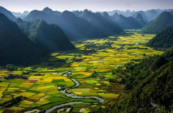 VIETNAM, BAC SON VALLY