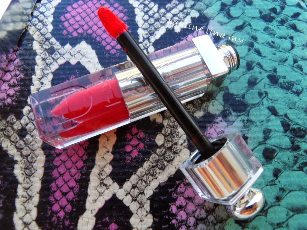 ♥ Dior addict fluid stick open me