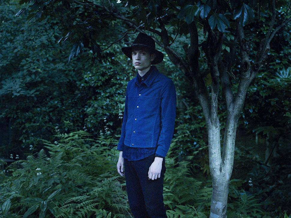 BLUE BLUE JAPAN – F/W 2014 COLLECTION LOOKBOOK