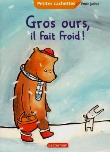 Gros ours, il fait froid ! ♥ ♥ ♥