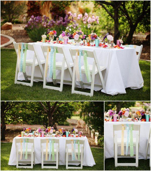 wedding ideas for kids table la table des enfants de votre mariage paperblog 27842