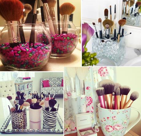 Inspirations : rangement maquillage et chambre #2