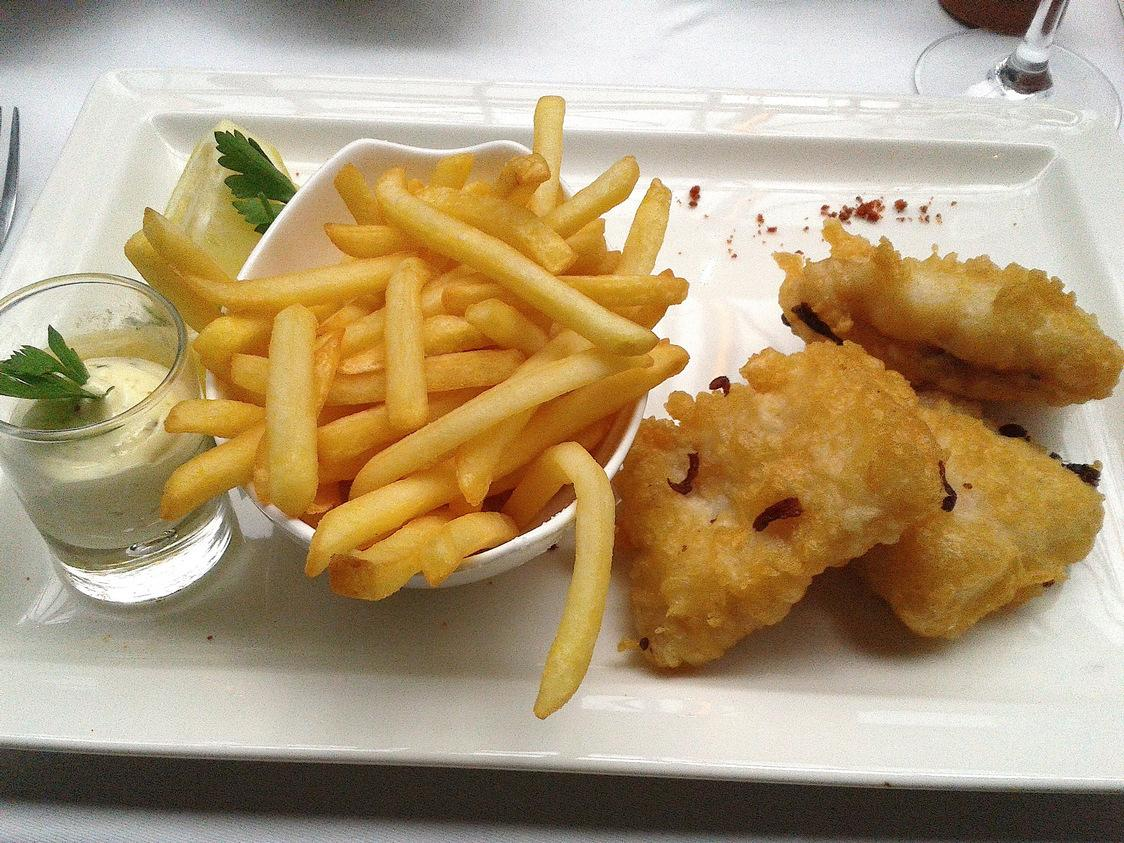 Fish chips © P. Faus