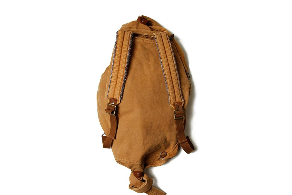 KAPITAL – F/W 2014 – HIKE SNUFKIN BAG (KOUNTRY SPECIAL EDITION)
