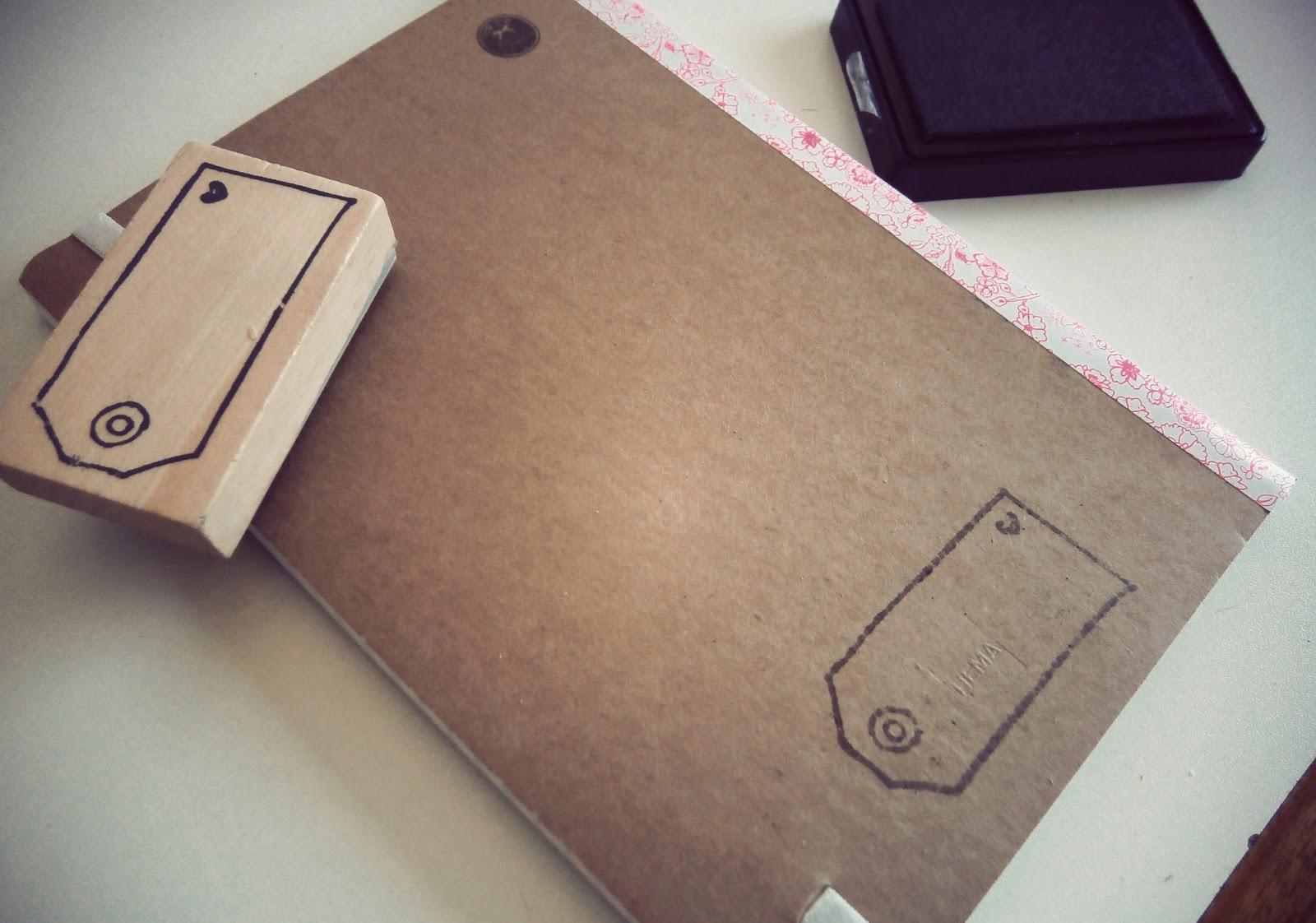 [DIY] MON LITTLE CARNET