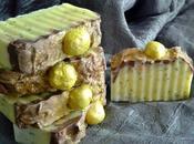 Savons citron graines pavot