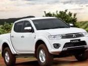 Fiat camionnette pour l'Amérique développée Mitsubishi