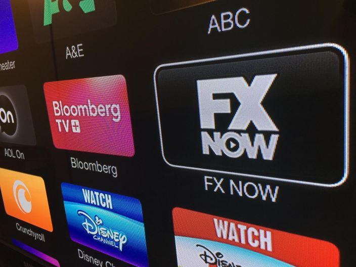 fxnow apple tv
