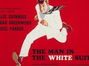 L'Homme complet blanc White Suit, Alexander Mackendrick (1951)