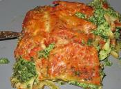 Lasagnes épinard ricotta