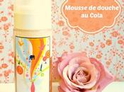 Mousse douche tonique Cola