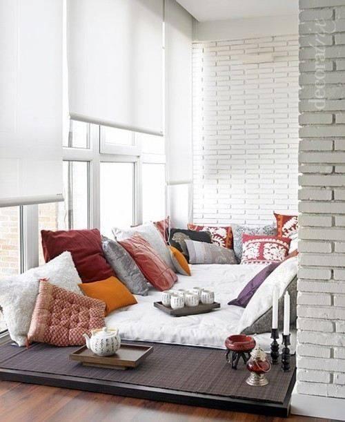cr er un coin lecture la maison paperblog. Black Bedroom Furniture Sets. Home Design Ideas